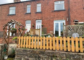 Thumbnail 2 bed terraced house for sale in Thirlwall View, Greenhead
