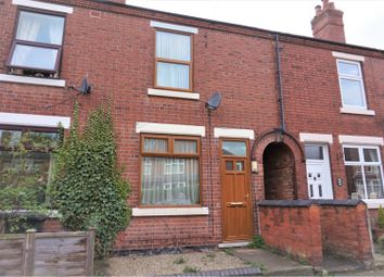 Thumbnail 2 bed terraced house for sale in Breedon Street, Long Eaton