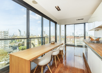 Thumbnail 2 bed duplex for sale in Green Walk, London