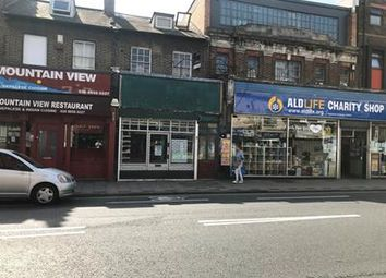 Thumbnail Retail premises to let in 158 Trafalgar Road, Greenwich, London