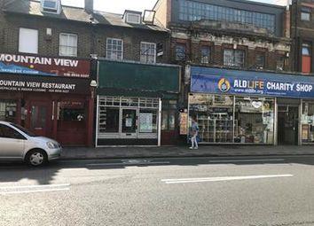 Retail premises to let in 158 Trafalgar Road, Greenwich, London SE10