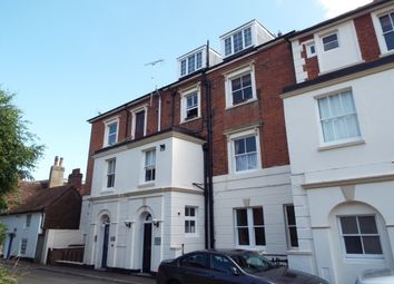 Thumbnail 1 bed flat to rent in Hillside Street, Hythe
