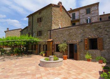 Thumbnail 4 bed farmhouse for sale in Village House, Preggio, Umbria