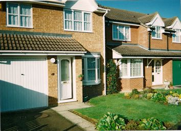 Thumbnail 3 bed detached house to rent in Britten Road, Shefford