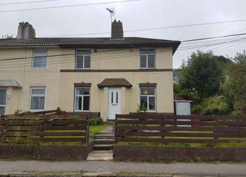Thumbnail 4 bedroom semi-detached house to rent in Glen View, Penryn