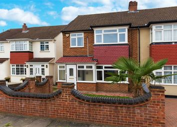 Thumbnail 3 bed semi-detached house for sale in Blossom Way, West Drayton, Middlesex