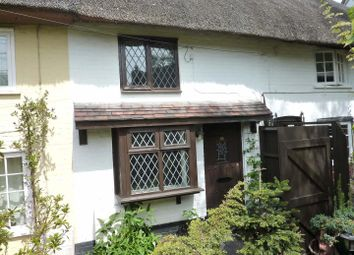 Thumbnail 1 bed cottage to rent in Sundon Road, Harlington, Dunstable