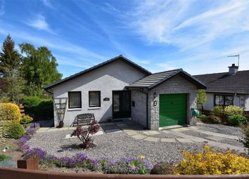Thumbnail 3 bedroom detached house for sale in Strathspey Drive, Grantown-On-Spey