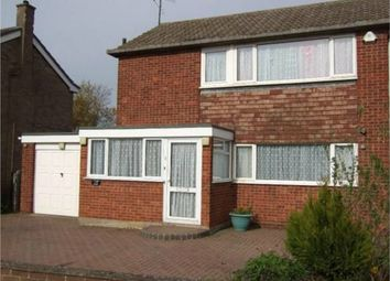 Thumbnail 3 bed detached house to rent in Westwood Drive, Bourne, Lincolnshire