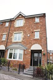 Thumbnail 4 bedroom town house for sale in North Farm Court, Throckley, Newcastle Upon Tyne