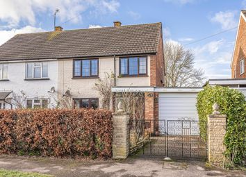 Thumbnail 3 bedroom semi-detached house for sale in Waterloo Crescent, Wokingham