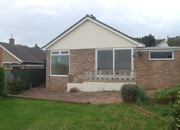 Thumbnail 3 bed bungalow to rent in Burton Road, Eastbourne