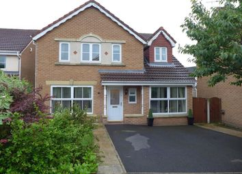 Thumbnail 5 bedroom detached house for sale in Deighton Close, Orrell, Wigan