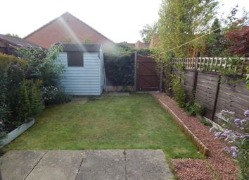 Thumbnail 3 bed terraced house to rent in Regents Close, Collingham, Newark, Notts