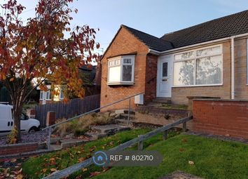 Thumbnail 2 bed bungalow to rent in Reeth Way, Newcastle Upon Tyne