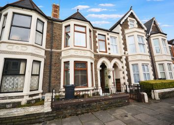 Thumbnail 4 bedroom terraced house for sale in Montgomery Street, Roath, Cardiff
