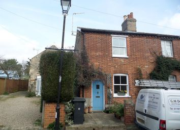 Thumbnail 2 bedroom semi-detached house to rent in Straw Lane, Sudbury