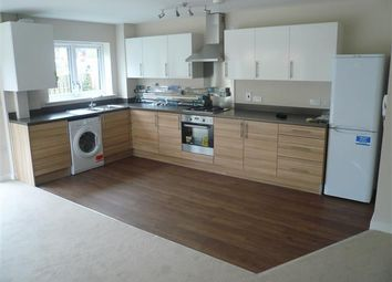 Thumbnail 2 bedroom flat to rent in Railway View, Kettering