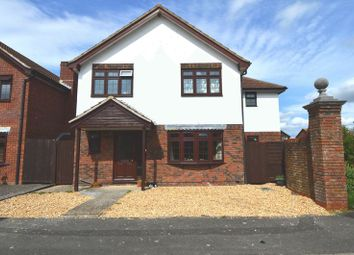 Thumbnail 5 bed detached house for sale in The Oakes, Stubbington, Fareham