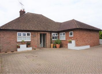 Thumbnail 6 bed detached bungalow for sale in Bower Road, Mersham