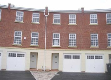 Thumbnail 4 bed town house to rent in Kenyon Crescent, Hamilton Place, Bury