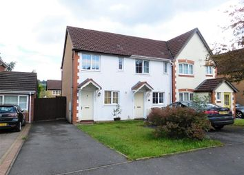Thumbnail 2 bed end terrace house to rent in Llys-Y-Coed, Ystrad Mynach, Hengoed