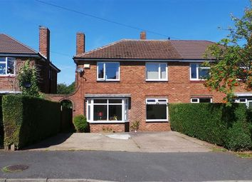 Thumbnail 3 bed semi-detached house for sale in Smarts Avenue, Shenstone Wood End, Lichfield, Staffordshire