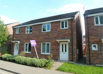 Thumbnail 3 bed semi-detached house for sale in Furnace Hill Road, Clay Cross, Chesterfield, Derbyshire