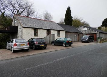 Thumbnail Light industrial to let in Industrial/Office Premises, Carbean Mill, St Austell