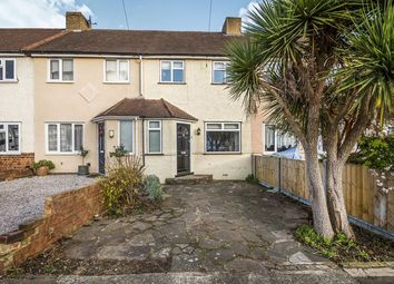 Thumbnail 2 bed terraced house to rent in Clippesby Close, Chessington