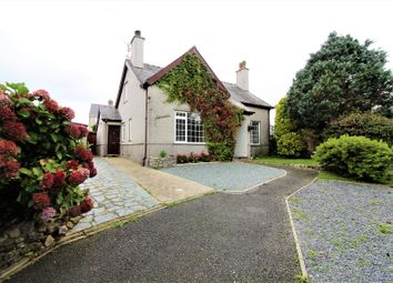 Thumbnail 3 bed detached house for sale in Chwilog, Pwllheli