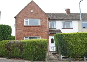 Thumbnail 5 bed semi-detached house for sale in Eden Park Crescent, Carlisle