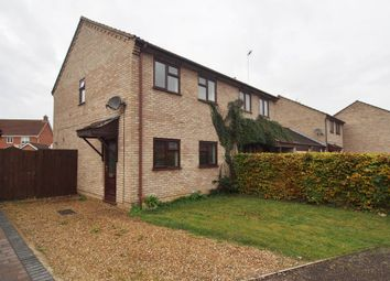 Thumbnail 3 bedroom semi-detached house for sale in Richmond Park, Attleborough