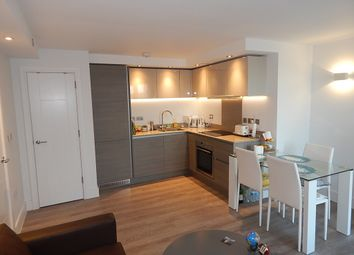 Thumbnail 2 bed flat to rent in Station Road, Edgware