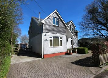 Thumbnail 3 bed detached house for sale in Barripper, Camborne