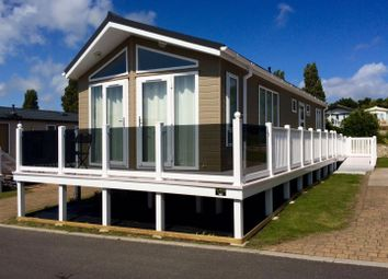 Thumbnail 2 bed mobile/park home for sale in Rockley Park, Napier Road, Poole