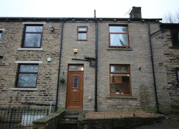Thumbnail 2 bed terraced house for sale in Storr Hill, Wyke, Bradford, West Yorkshire