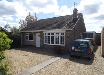 Thumbnail 4 bed bungalow for sale in Holly Close, Newborough, Peterborough, Cambridgeshire