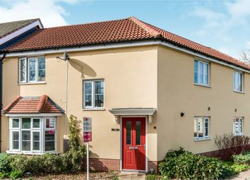 Thumbnail 3 bed terraced house for sale in Washington Drive, Carbrooke, Thetford
