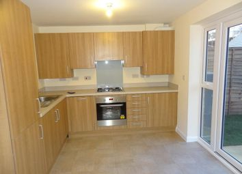 Thumbnail 2 bed semi-detached house to rent in Cotleigh Rd, Romford
