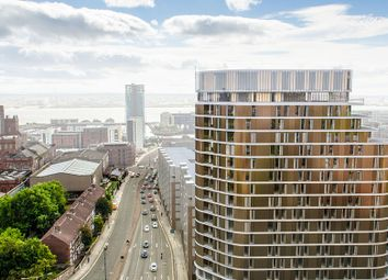 Thumbnail 1 bed flat for sale in Parliament Square Tower, Greenland Street, Liverpool