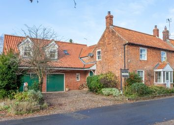 Thumbnail 5 bed detached house for sale in Fulmodeston Road, Stibbard, Fakenham