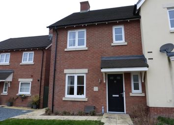 Thumbnail 3 bed semi-detached house to rent in Settler Close, Andover