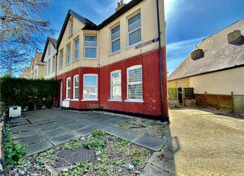 Thumbnail 3 bed flat for sale in Carisbrooke Road, Westcliff-On-Sea, Southend