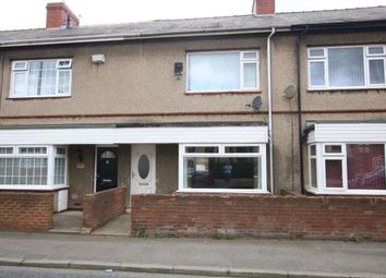Thumbnail 2 bedroom terraced house for sale in Council Terrace, Washington