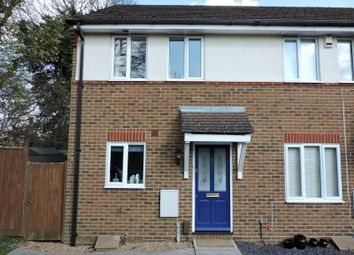Thumbnail 2 bed end terrace house to rent in Sorrel Drive, Whiteley, Fareham