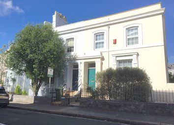 Thumbnail 5 bedroom semi-detached house for sale in Fellowes Place, Stoke, Plymouth