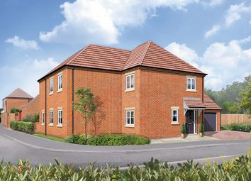 Thumbnail 4 bed detached house for sale in The Oak, Greendale Gardens, Hucknall, Nottinghamshire
