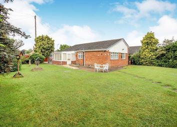 Thumbnail 3 bedroom bungalow for sale in Flint Close, Hazel Grove, Stockport, Cheshire