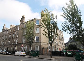 Thumbnail 2 bedroom flat to rent in Park Avenue, Dundee